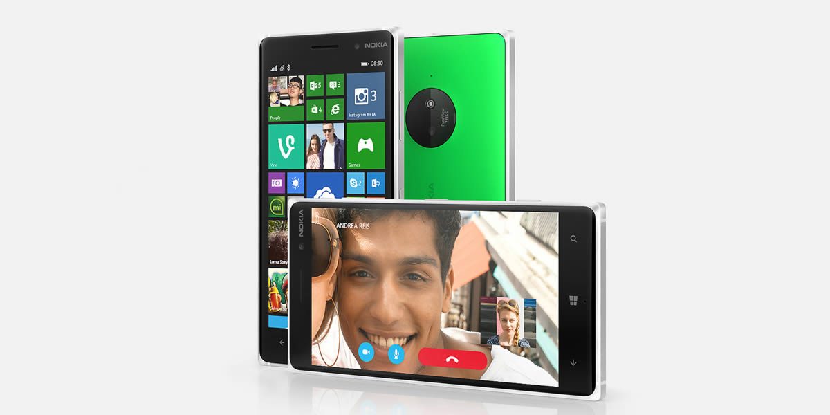 Microsoft Lumia 830 BadFive review