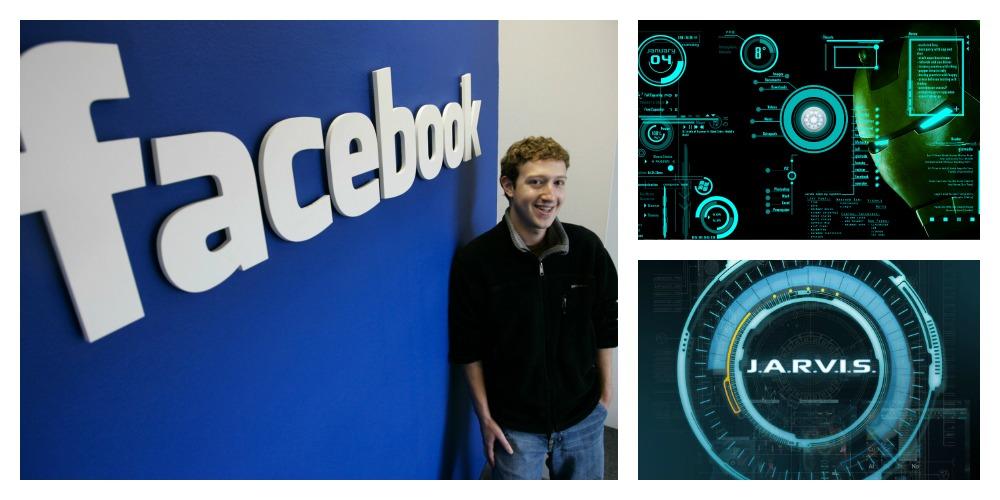 Mark Zuckerberg AI JARVIS