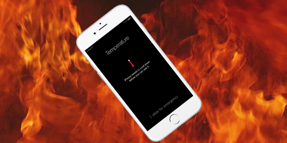 badfive smartphone heating solution