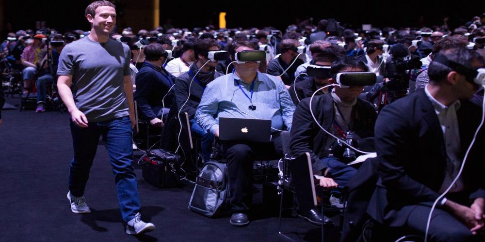 Facebook Virtual Reality badfive.com