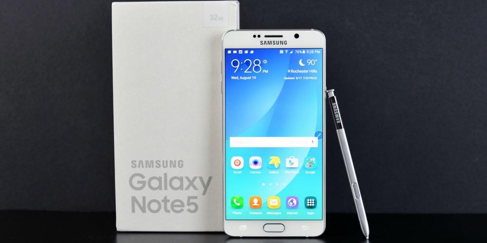 Samsung galaxy note 5 badfive.com