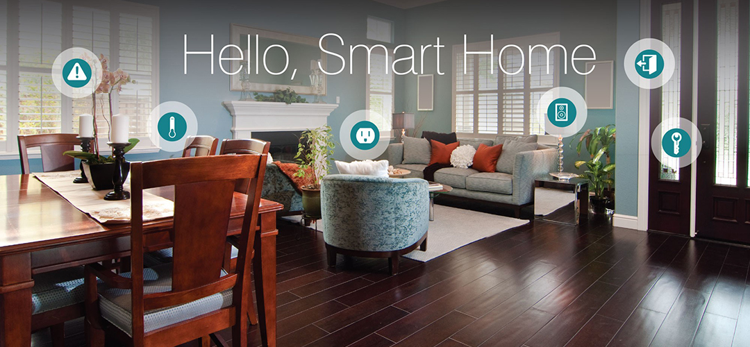 smart homes in our life