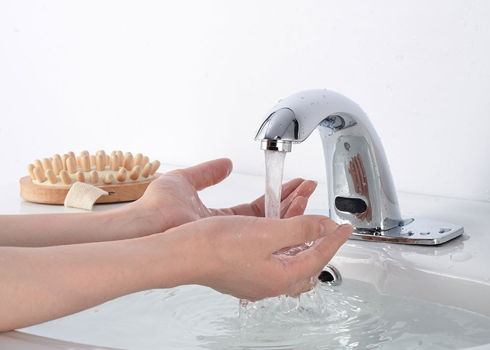 LAYKOR-Automatic-Touch-Free-Lavatory-Bathroom-Sink-Sensor-Faucet
